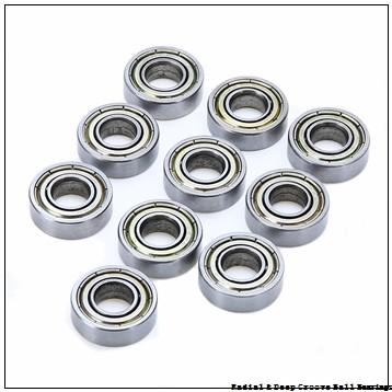 80 mm x 125 mm x 22 mm  FAG 6016 Radial & Deep Groove Ball Bearings