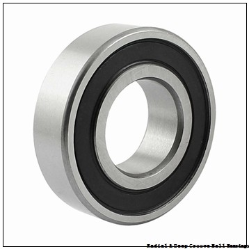 0.3750 in x 2.0000 in x 1.0000 in  Nice Ball Bearings (RBC Bearings) 6990TNTG18 Radial & Deep Groove Ball Bearings