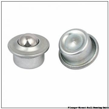 1.5000 in x 3.0938 in x 4.2500 in  Boston Gear (Altra) MBP-1-1/2 Flange-Mount Ball Bearing Units