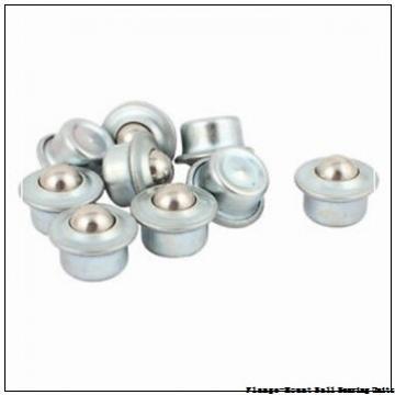 1.0000 in x 2.7500 in x 3.7500 in  Boston Gear (Altra) SF-1 Flange-Mount Ball Bearing Units