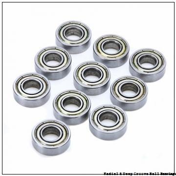 0.5000 in x 1.5000 in x 0.4375 in  Nice Ball Bearings (RBC Bearings) SRM085609BF18 Radial & Deep Groove Ball Bearings