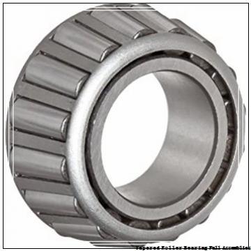 75 mm x 115 mm x 25 mm  FAG 32015-X Tapered Roller Bearing Full Assemblies