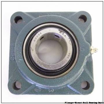 AMI UCFA207 Flange-Mount Ball Bearing Units