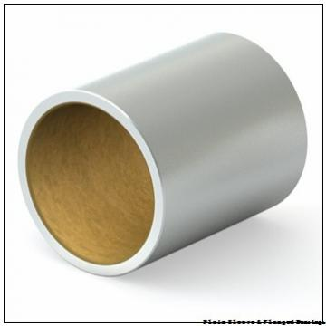 Oiles 80F-0810 Plain Sleeve & Flanged Bearings