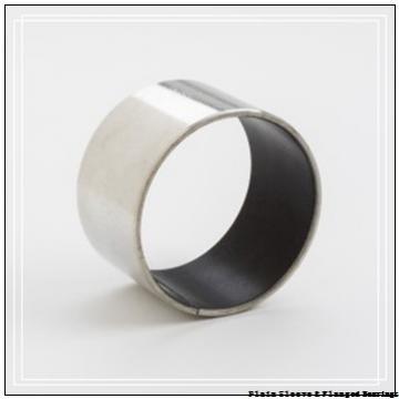 Oiles 80F-3020 Plain Sleeve & Flanged Bearings