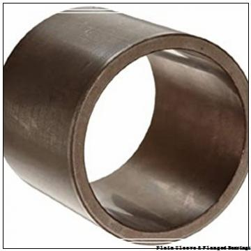 Oiles 80F-0507 Plain Sleeve & Flanged Bearings