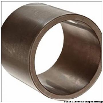 Oilite AA710-27B Plain Sleeve & Flanged Bearings