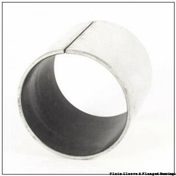 Oiles 80F-3240 Plain Sleeve & Flanged Bearings