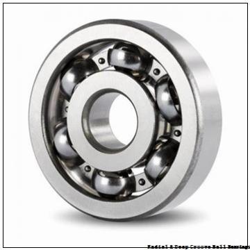 0.3125 in x 0.9063 in x 0.3125 in  Nice Ball Bearings (RBC Bearings) 3005 DSTN Radial & Deep Groove Ball Bearings