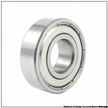 0.2500 in x 1.0000 in x 0.3125 in  Nice Ball Bearings (RBC Bearings) SRM043205BF18 Radial & Deep Groove Ball Bearings