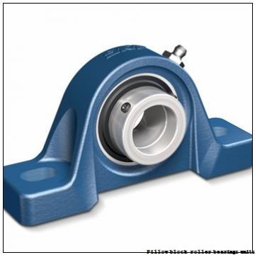 2.438 Inch | 61.925 Millimeter x 3.375 Inch | 85.725 Millimeter x 2.75 Inch | 69.85 Millimeter  Sealmaster USRB5000E-207 Pillow Block Roller Bearing Units