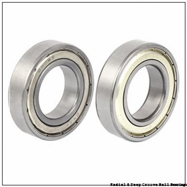 0.5000 in x 1.3750 in x 0.4375 in  Nice Ball Bearings (RBC Bearings) 3021 NSTN Radial & Deep Groove Ball Bearings #3 image