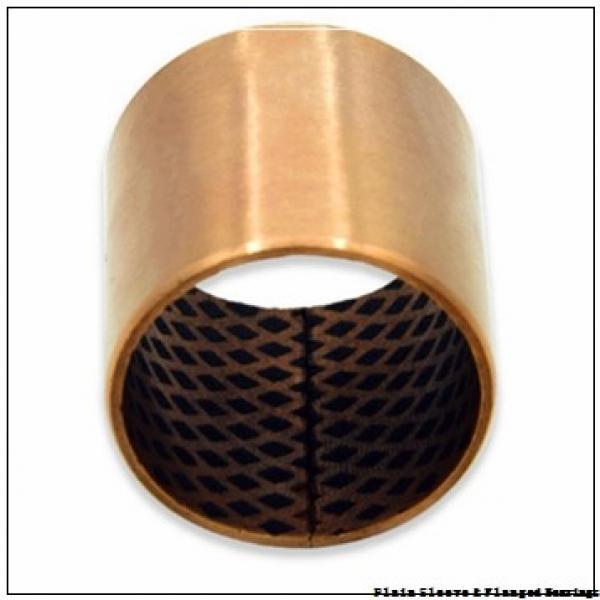 Oilite FF620-05B Plain Sleeve & Flanged Bearings #3 image