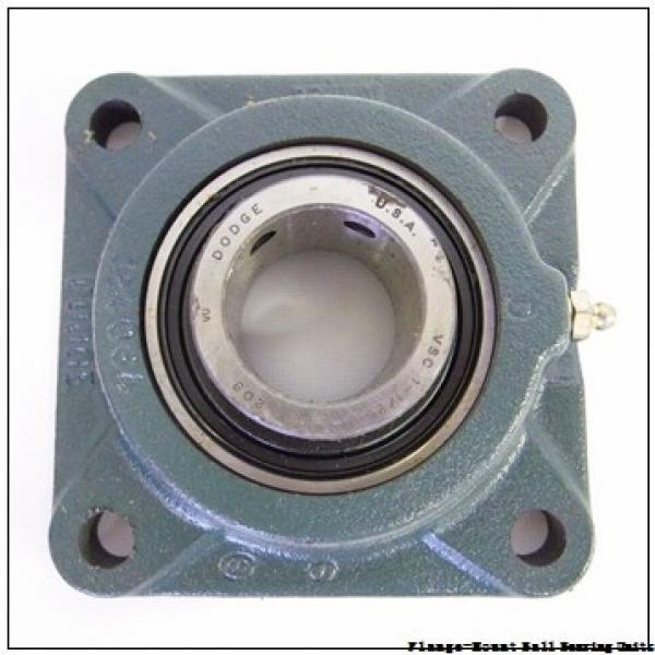 Link-Belt FX3U2B08N Flange-Mount Ball Bearing Units #3 image