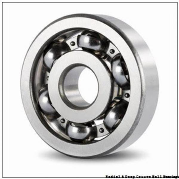 80 mm x 125 mm x 22 mm  FAG 6016 Radial & Deep Groove Ball Bearings #2 image