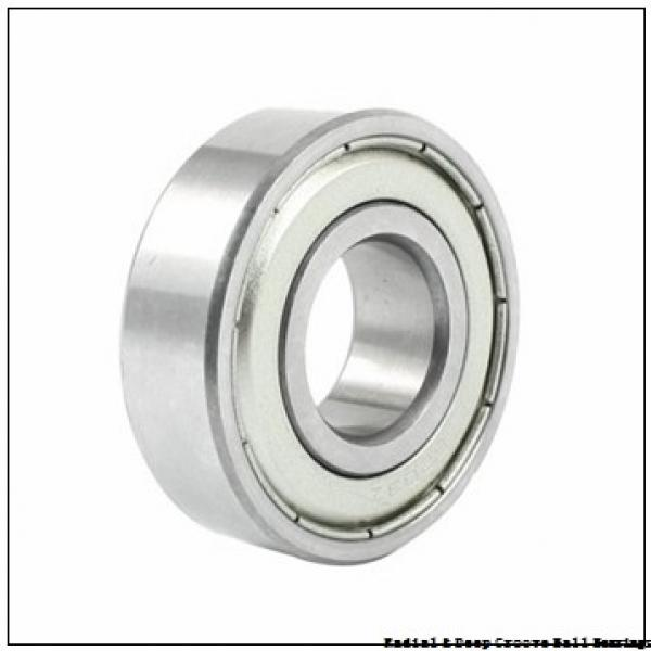 85 mm x 150 mm x 28 mm  FAG 6217-2RSR Radial & Deep Groove Ball Bearings #1 image